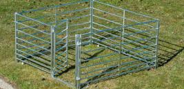 väravaga kogumisaed